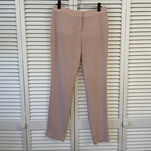 Burberry London Blasie Pants Trousers Ice Pink